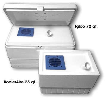 ice chest air conditioner